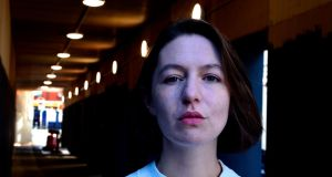 Sally Rooney, author of Normal People. Photograph: Cyril Byrne/The Irish Times