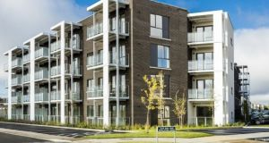 Fernbank, a Park Developments project: the builder has taken fresh borrowings from Bank of Ireland and AIB, secured on the group's assets.