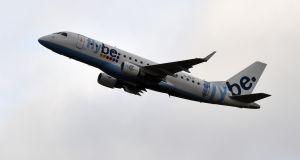 Flybe has seen cost-cutting help lift underlying pre-tax profits to £9.9 million from £9.2 million a year earlier.