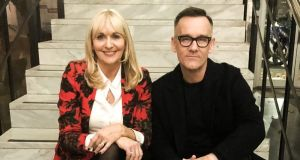 'The Big Picture: A Woman's World' featured a live discussion co-presented by Miriam O'Callaghan and Brendan Courtney