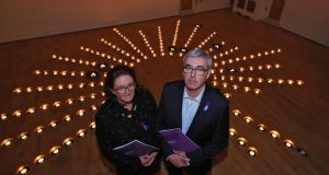 Suzanna Cawley and Chris Cawley, sister and brother of Celine Cawley who was killed by her husband 10 years ago attended the launch of Women's Aid  Femicide Watch Report 2018 in Dublin File photograph:  Colin Keegan, Collins Dublin.