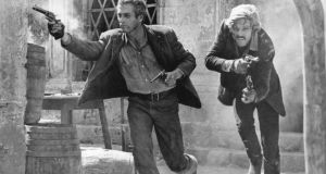 Paul Newman and Robert Redford in Butch Cassidy and the Sundance Kid, which won William Goldman his first Academy Award, for best original screenplay. File photograph: AP/20th Century Fox