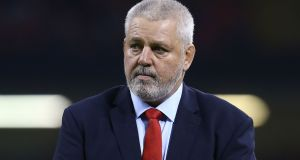 "Wales head coach Warren Gatland: ""I am aghast that people are turning on New Zealand because they are, to me, still the best team in the world."" Photograph: Getty Images"