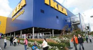 Swedish home furnishings giant Ikea has had strong online sales a year after launching an Irish web sales platform.