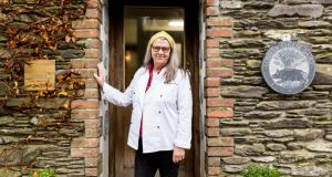 Giana Ferguson,  of Gubbeen Cheese, has lived in west Cork for more than 40 years and is concerned   about the impact of border controls. Photograph: Emma Jervis Photography