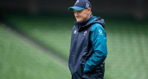 Joe Schmidt is a frontrunner for Coach of the Year. Photograph: Morgan Treacy/Inpho