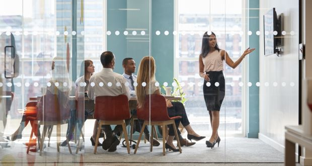 A survey by recruitment company Korn Ferry in September found women comprise just 13 per cent of the boards of listed Irish companies. Photograph: iStock