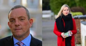 "Fine Gael senator Jerry Buttimer was accused by Fianna Fáil senator Lorraine Clifford-Lee of using ""misogynistic"" and ""gendered"" language towards her."