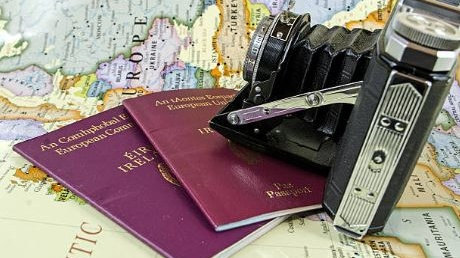Last year, 163,000 applications for Irish passports were received from the United Kingdom . Of those, 82,274 applications came from Northern Ireland. File photograph: iStockPhoto