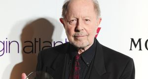Nicolas Roeg: formulated a singular film language – contorted narrative, awry angles, jarring edits – which  influenced many. Photograph: Ian West/PA