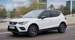 Seat Arona: If you must buy something such as this, then this is a good bet.