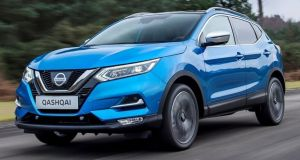 The Qashqai has been vying with the Hyundai Tucson all through 2018 to see who's going to be Ireland's best-seller by the end of the year