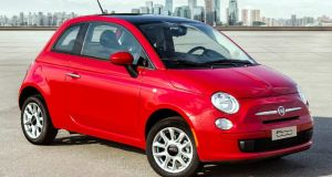 Fiat 500: A new model will arrive. Eventually. This one will do fine until then.