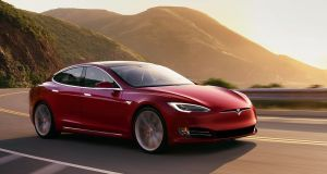 Tesla Model S: The batteries and electric motors are truly, impressively, ground-breaking