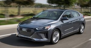 Hyundai Ioniq: Overall quality is very good, as is standard equipment