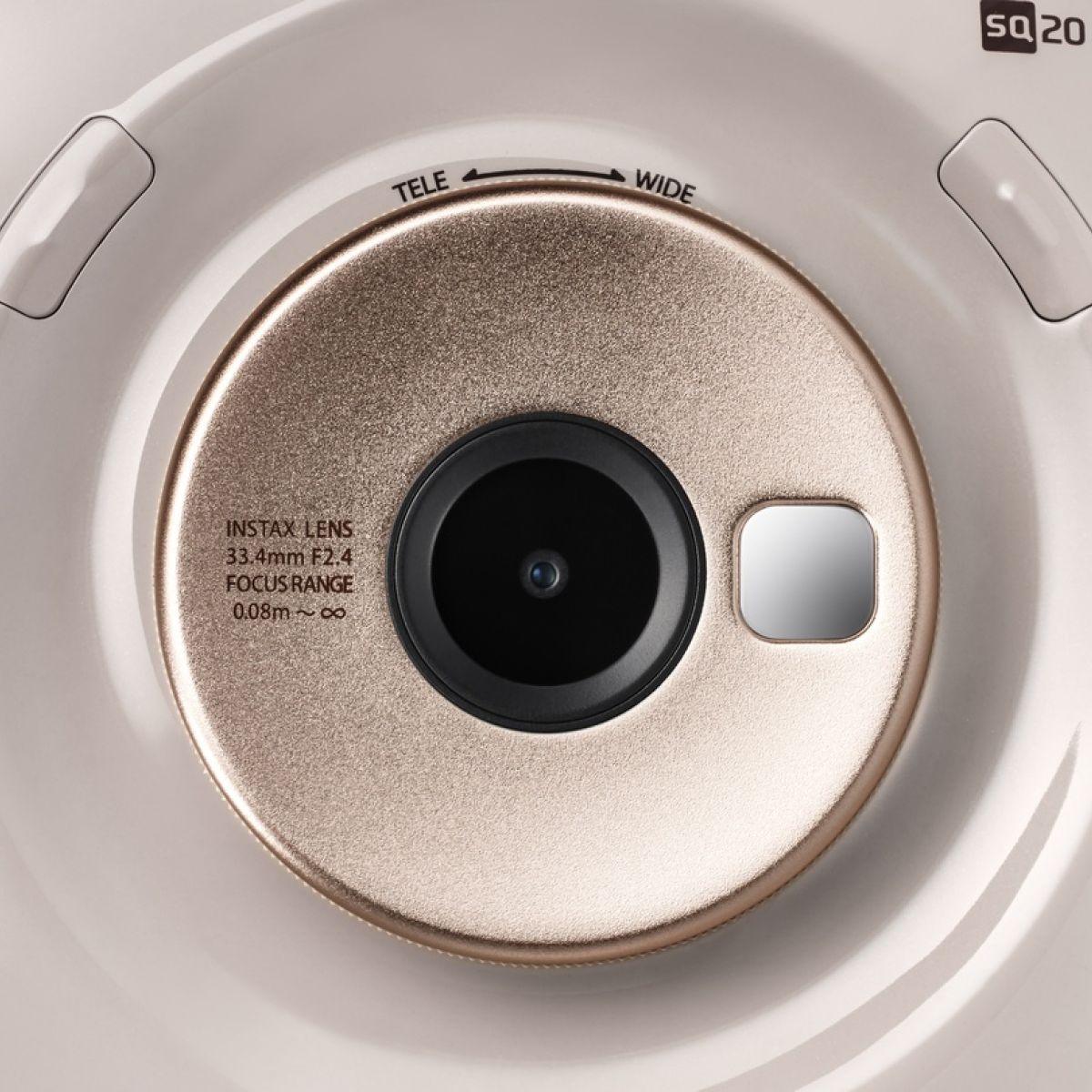 Fujifilm Instax Square SQ20: Right away your prints will come