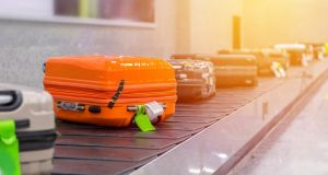 New regulations demand that by 2020 airport screening systems for baggage that passengers check in must match detection levels similar to medical CAT scans. Photograph: iStock