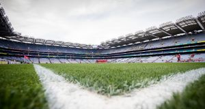 GAA headquarters Croke Park. Rule changes mean sideline balls can only be kicked forward rather than laterally or towards a team's own goal