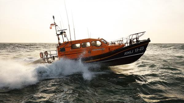 The RNLI needs a new Shannon-class lifeboat to ensure a 24-hour service around Ireland and the UK.