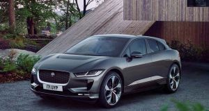Jaguar's all-electric I-Pace has made the final shortlist for European car of the year 2019