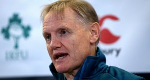 Ireland head coach Joe Schmidt will leave his role after the 2019 World Cup. Photo: Oisin Keniry/Inpho