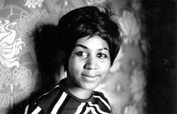 Queen of Soul: Aretha Franklin, who died in August, in 1968. Photograph: Express/Getty