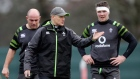 Peter O'Mahony praises 'super coach' Joe Schmidt