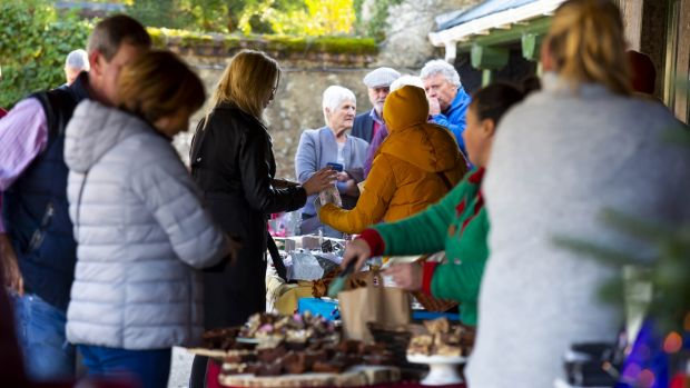 Dunbrody Country House Hotel's Sunday market