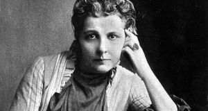 Annie Besant filled halls across Britain as one of the National Secular Society's most effective public speakers, and worked as a journalist for the National Reformer.