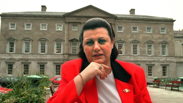 Máire Geoghegan-Quinn was the first female cabinet minister since the foundation of the State and the second in Irish history. Photograph: Paddy Whelan