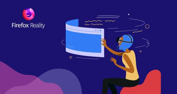 Firefox Reality lets VR fans really explore the web