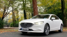 Our Test Drive: the Mazda 6