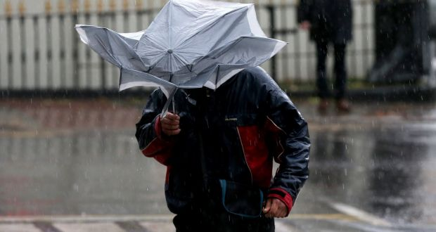 9d4900a37 Storm Diana: Met Éireann issues orange weather warnings