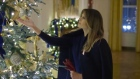 Melania Trump unveils 2018 White House Christmas decorations