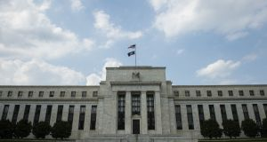 The US Federal Reserve. Investors are becoming sceptical about the median forecast of Fed officials in September for three additional hikes in 2019.