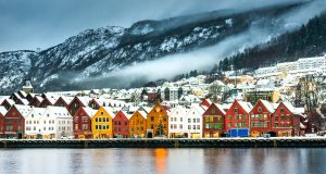 Norway has large fishing and agricultural industries and forms its own policy over these sectors by remaining outside the EU's Common Fisheries Policy or Common Agricultural Policy. File photograph: iStock