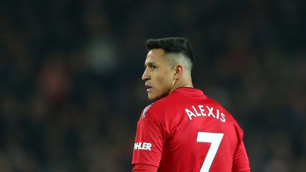 Alexis Sanchez is reportedly Manchester United's highest earner. Photograph: Alex Livesey/Getty