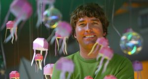 SpongeBob SquarePants: Stephen Hillenburg in 2002. Photograph: Anacleto Rapping/Los Angeles Times via Getty