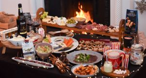 The Lidl Christmas Coach: Fireside Feasts