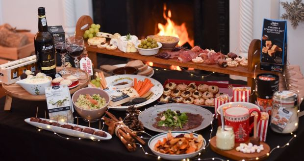 The Lidl Christmas Coach Fireside Feasts