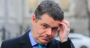 For a Government – and a Minister for Finance, Paschal Donohoe – who regularly play the prudence card, this criticism from the Fiscal Advisory Council will sting. Photograph:  Gareth Chaney/ Collins
