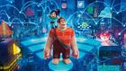 Ralph Breaks the Internet: More logos than during the pre-film advertisements