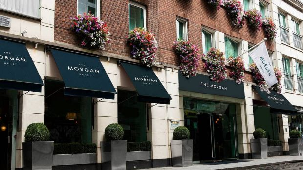 Among the new bedroom openings in Dublin this year was a 40-room extension to the Morgan on Fleet Street.