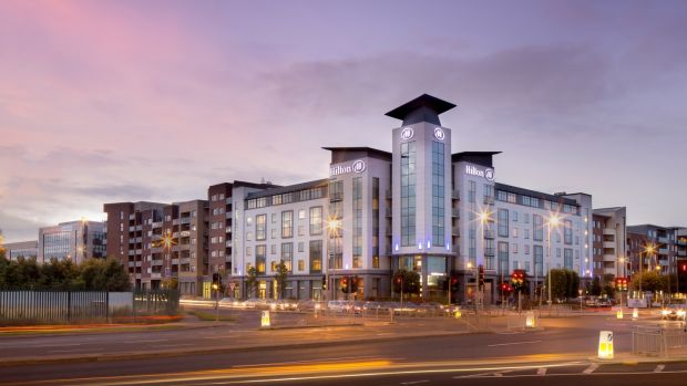 Recent hotel sales include the four-star Hilton Dublin Airport for €22.5 million to the Canada-based Westmont Group.