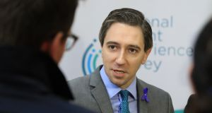 "Minister for Health Simon Harris: ""Paternalism"" and ""offensive nature"" of some doctors' comments to women with cervical cancer, as relayed in the Scally report, resonated with him. File photograph: Nick Bradshaw"