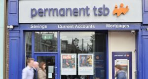 Some €900 million of the PTSB loans to be covered by the bond sale comprise split mortgages, where repayments on a portion of the loans have been frozen until a future date.