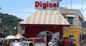 Digicel has $6.7 billion in debt. Photograph: Getty Images