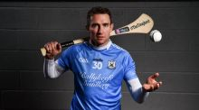 "Eddie Brennan: ""There's freedom to go and hurl. And it's massive bonus territory for someone like me.""  Photograph:  David Fitzgerald/Sportsfile"