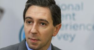 Minister for Health Simon Harris said he felt obliged to pass similar legislation to what was presented to the people before the referendum, and those provisions contained the penalties and criminal sanctions. Photograph Nick Bradshaw