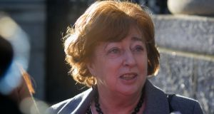Social Democrat TD Catherine Murphy: wants the Department of Communications to make available an unredacted copy of an expert report by Analysys Mason which reviews the operation, management and access to the metropolitan area networks. Photograph: Gareth Chaney Collins